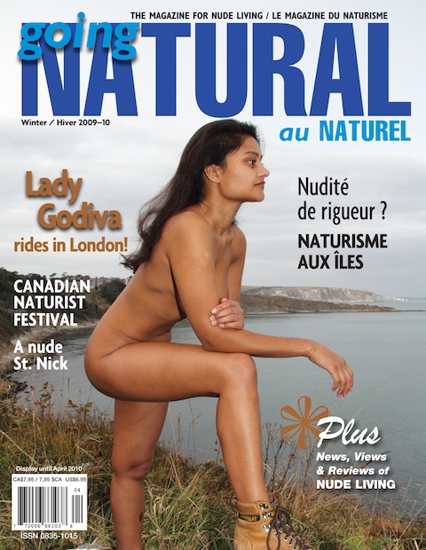 Au Naturel - Winter 2009–2010 – Volume 24 Issue 4