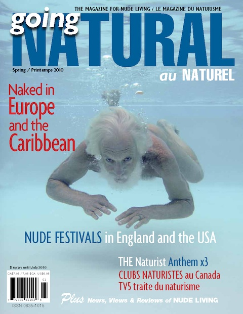 Going Natural - Spring 2010 – Volume 25, Issue 1