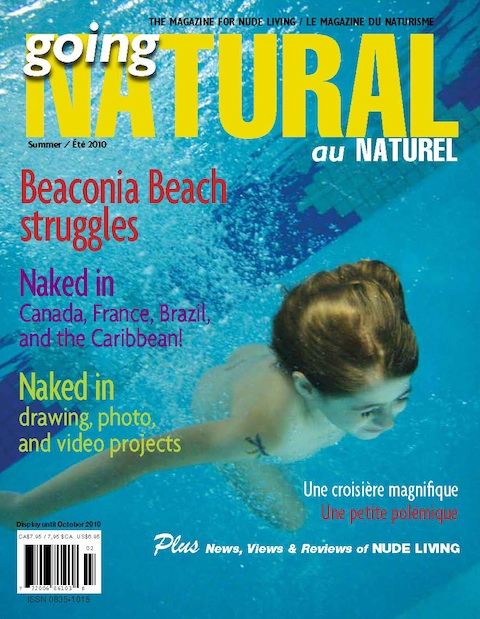 Au Naturel - Summer 2010 – Volume 25, Issue 2