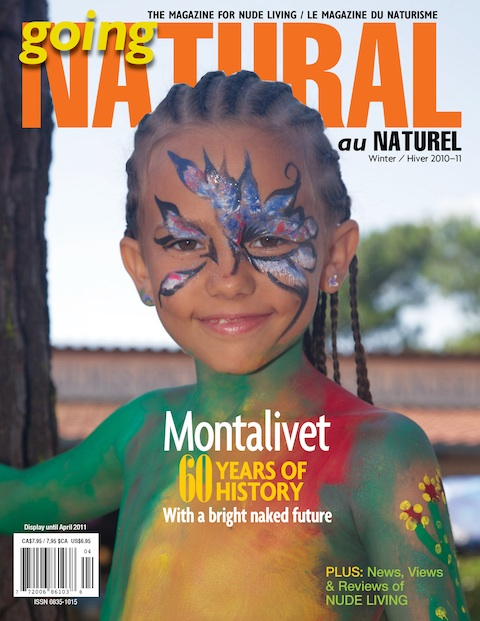 Au Naturel - Winter 2010/2011 – Volume 25, Issue 4