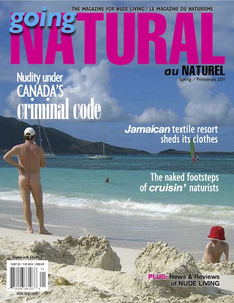 Going Natural - Spring 2011 – Volume 26, Issue 1