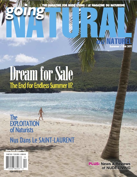 Going Natural - Summer 2011 – Volume 26, Issue 2