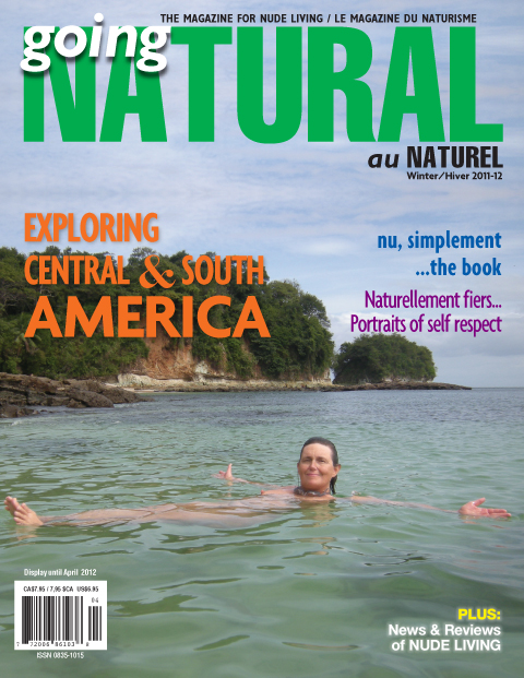 Going Natural - Winter 2011/2012 – Volume 26, Issue 4