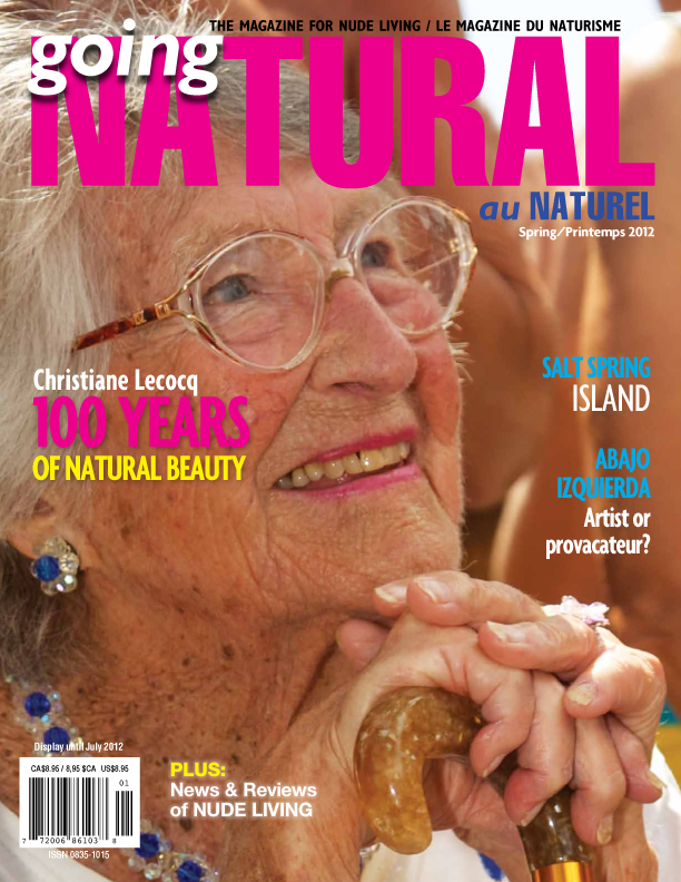 Going Natural - Spring 2012 – Volume 27, Issue 1