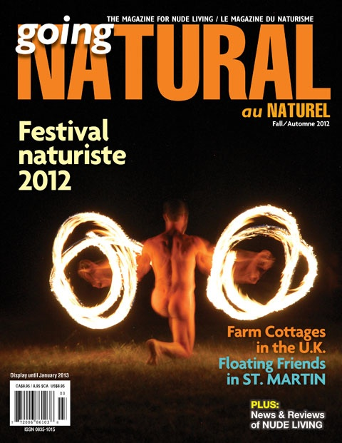 Going Natural - Fall 2012 – Volume 27, Issue 3