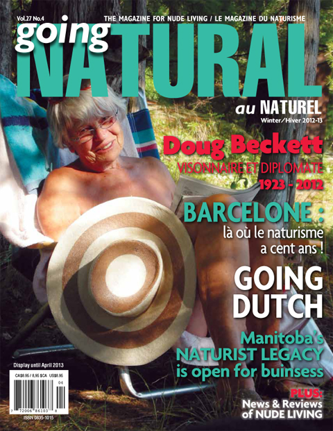 Au Naturel - Hiver 2012/2013 – Volume 27, No. 4