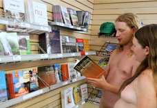 The Bare Boutique, naturism and nudism related items for naturists and nudists