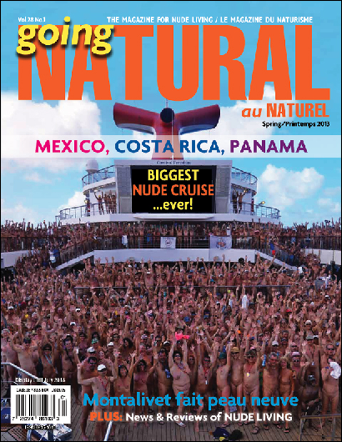 Going Natural - Spring 2013 – Volume 28, Issue 1