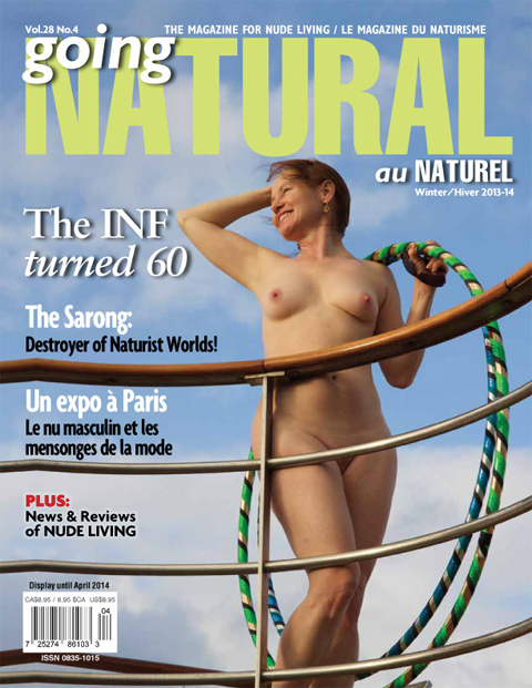 Going Natural - Winter 2013/2014 – Volume 28, Issue 4