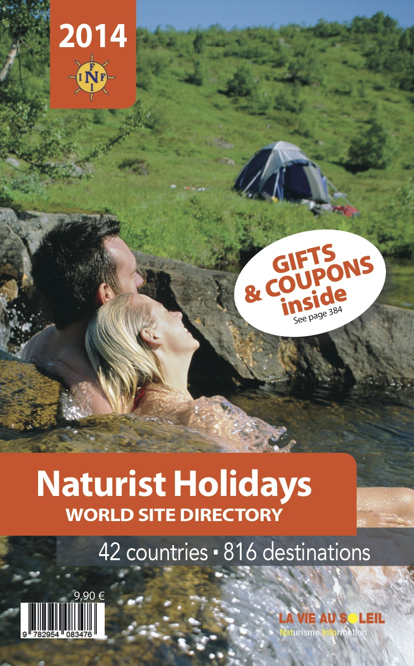 Naturist Holidays - 2014 World Guide