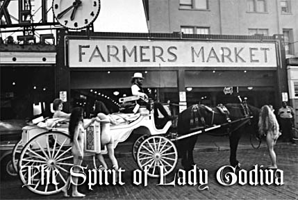 The Spirit of Lady Godiva - Click Image to Close