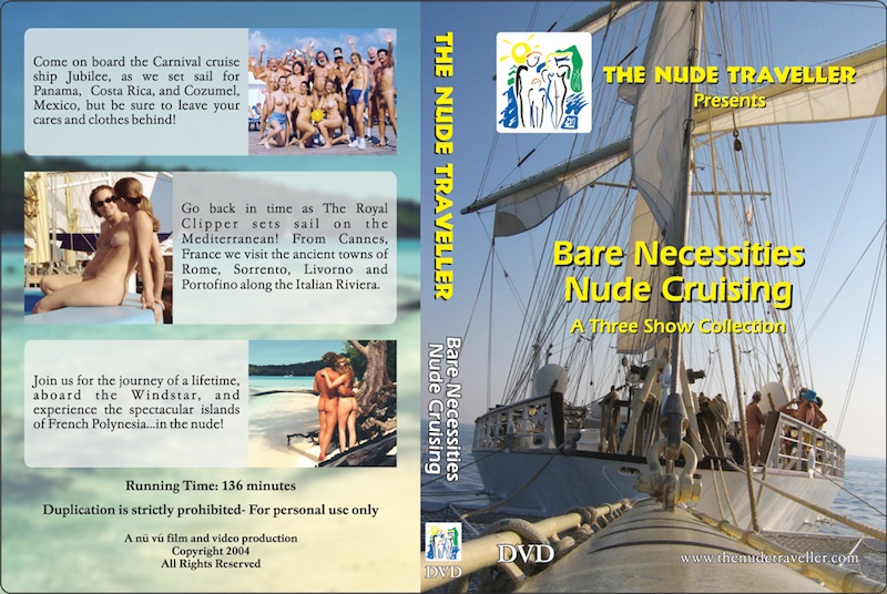 Nude Traveller - Nude Cruising triple show - Click Image to Close
